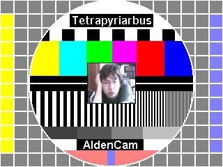 Alden Bate's TetrapCam